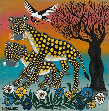Panther brothers/Baobab