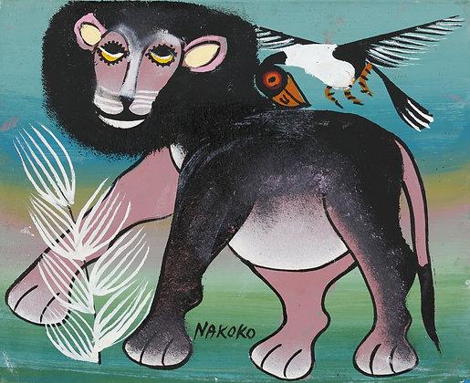 Lion / Bird