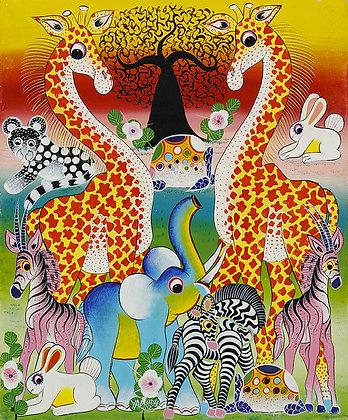 Animals/Baobab