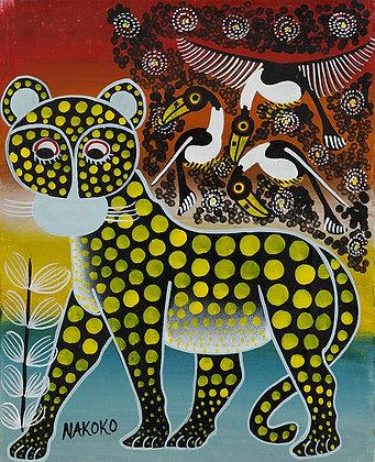Panther/Bird