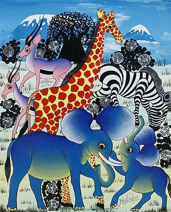 Animals/Kilimanjaro/Baobab
