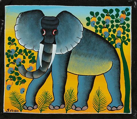 Elephant/Cashew nuts