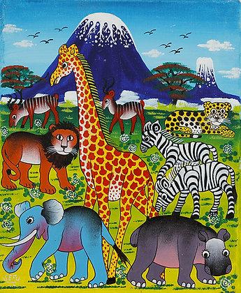 Animals/Kilimanjaro