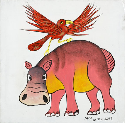 Hippo / Bird