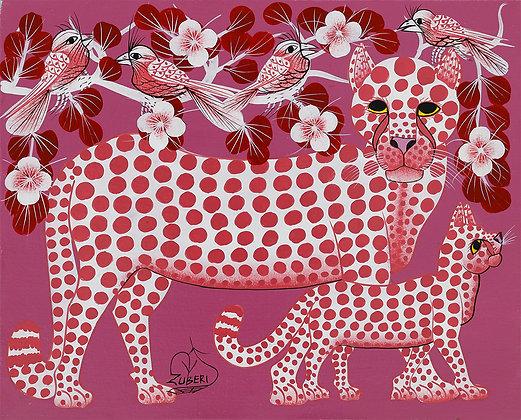 Cheetah /Bird