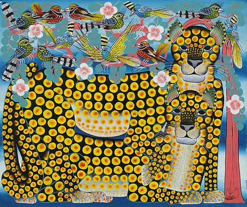 Panther family / Bird