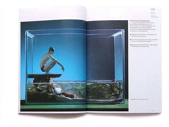 Valerie Baudry edition brochures
