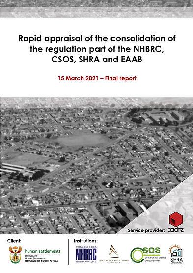 2021-03-15 Rapid Appraisal final report