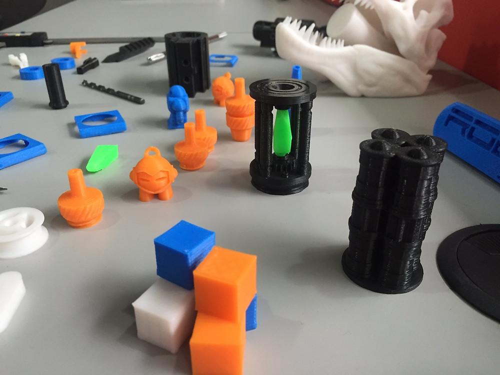 Impresión 3D, verdades y mitos,