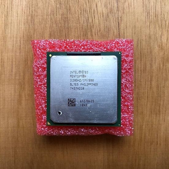 Pentium4 SL7E5 478 CPU