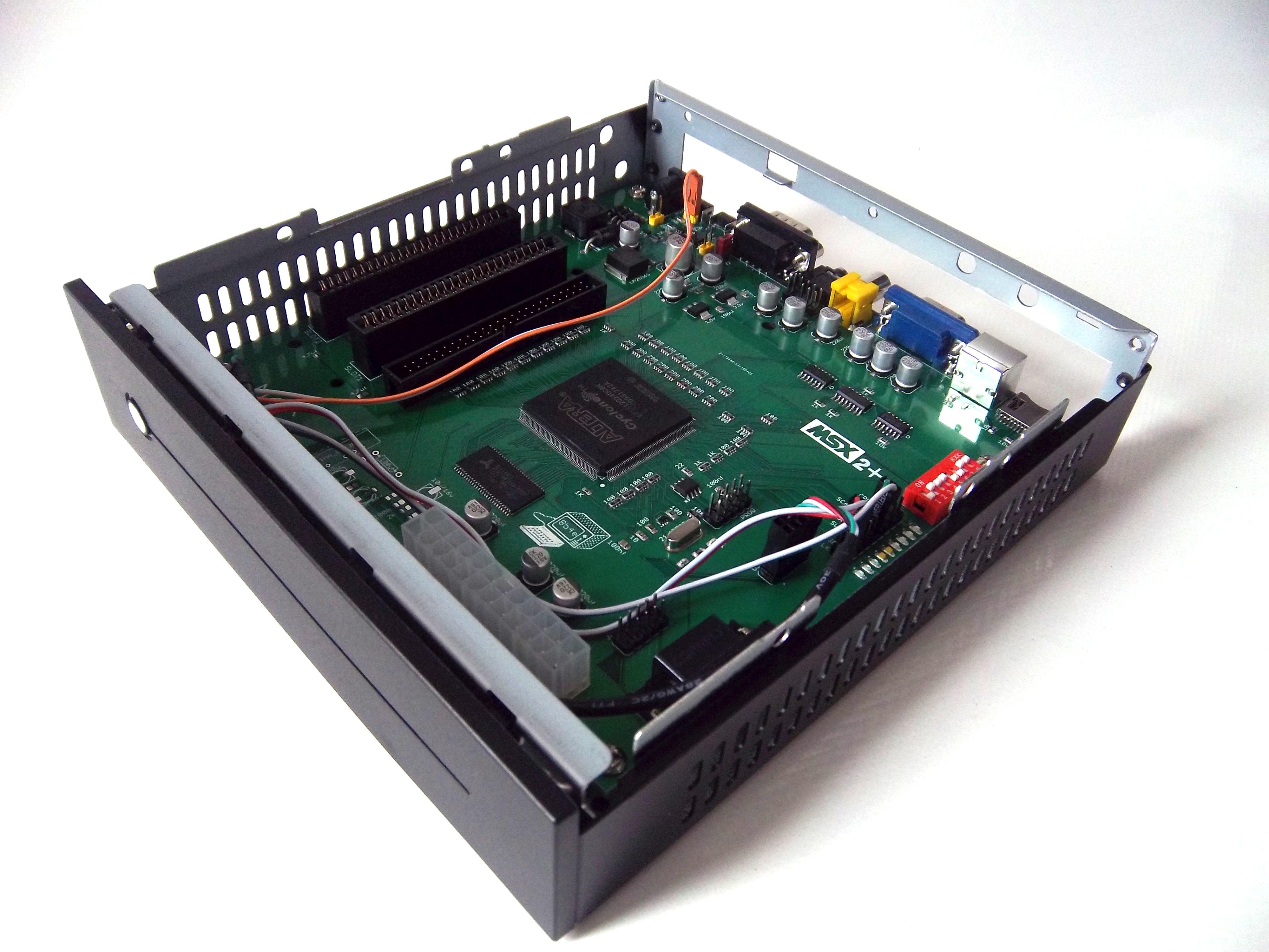Fpga Audio Output
