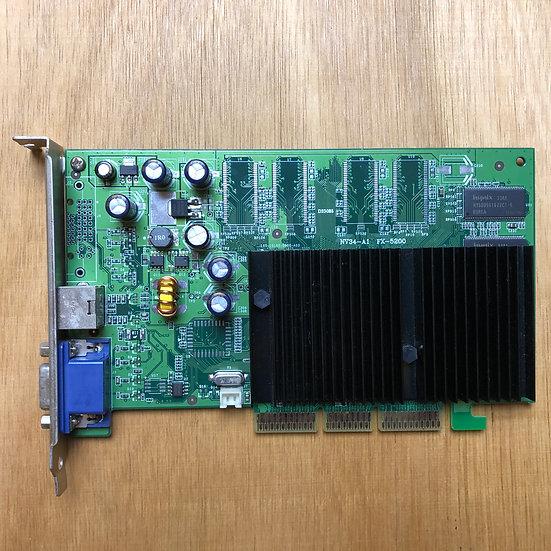 GeForce FX 5200 128MB AGP