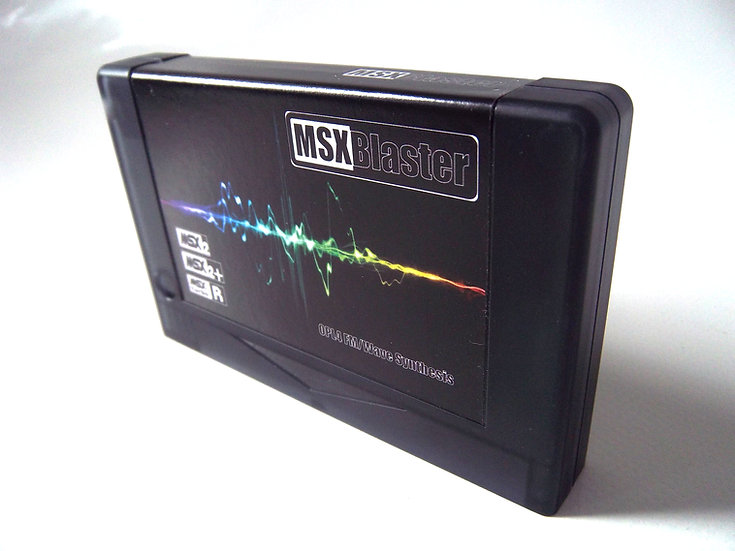MSX-Blaster OPL4 - 2MB
