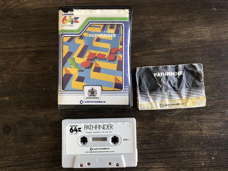 Pathfinder C64 Cassette