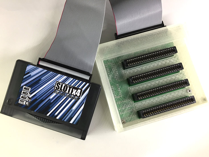 MSX Slot Expander Rev 3.7