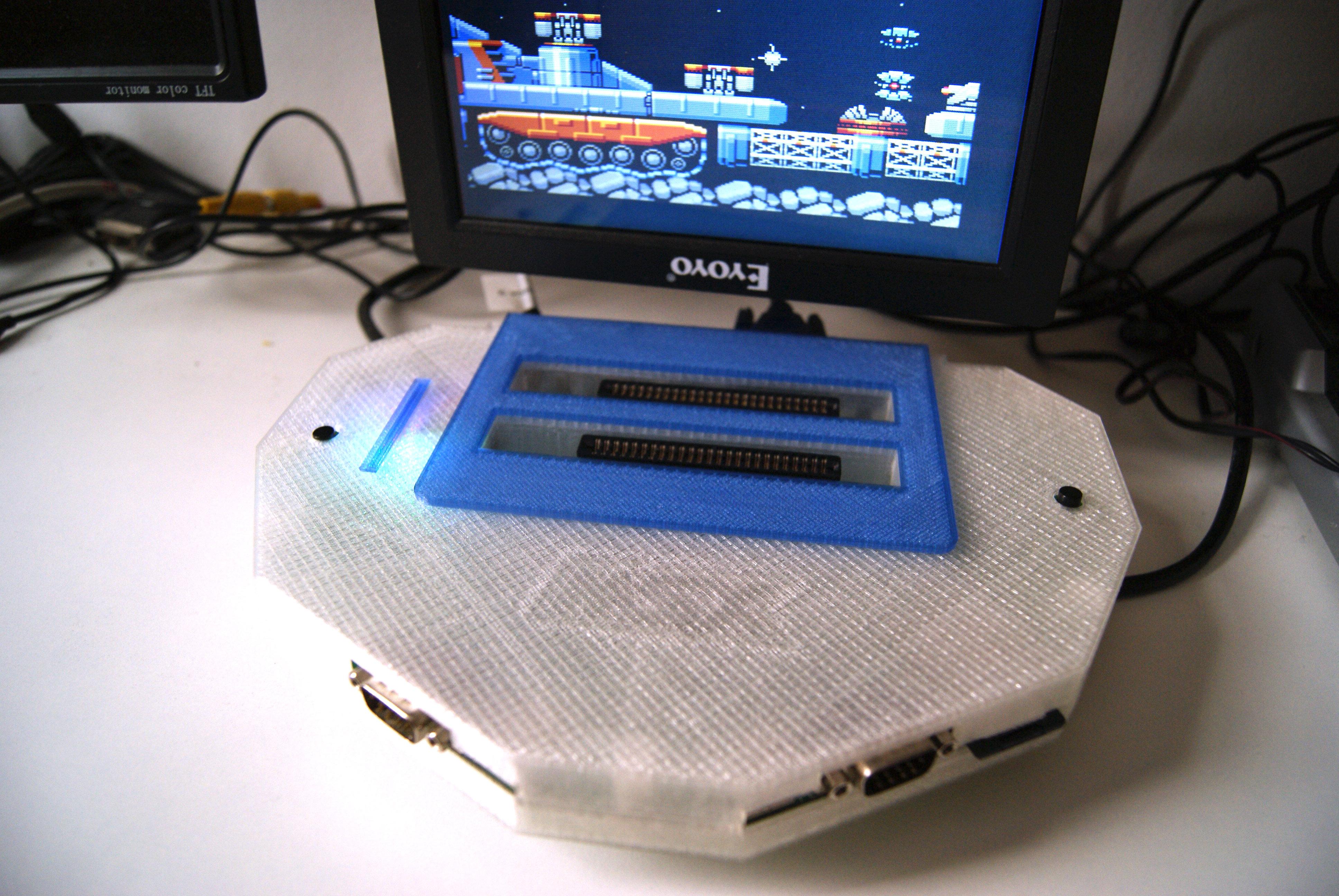 Zemmix FPGA MSX
