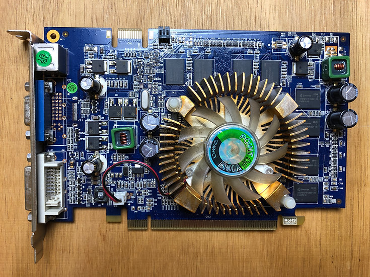 Point of View GeForce 9500GT 1GB