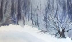 Jungle in Winter