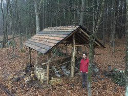 woodland building