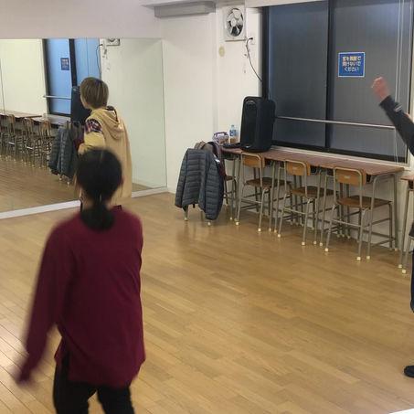 【ストリートダンス教室👟〜レッスン風景〜】