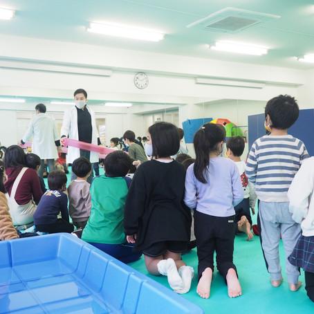 【✨12月のイベント風景✨】〜科学実験教室🥼特別レッスン〜