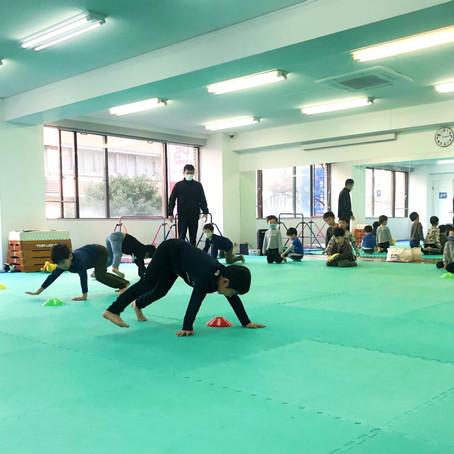 【体操教室🤸♀️〜レッスン風景〜】