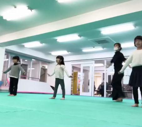 【ミュージカルダンス教室🩰〜レッスン風景〜】