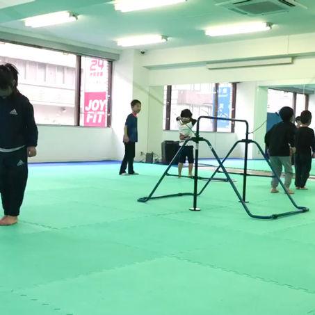 【体操教室🤸♀️〜2月レッスン風景〜】