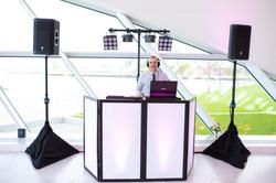 All-Star Music DJ setup