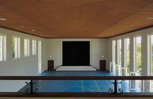 Gymnasium after intervention. (photo: Laura Castro Caldas and Paulo Cintra)