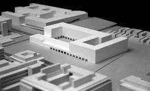 Design study model. (photo: Margarida Dias)