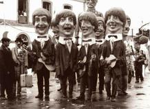 Carnival Parade, Torres Vedras, 1960's (photo: Foto Estúdio – Ezequiel Santos Archive)