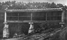 Granary, Travassos, Póvoa do Lanhoso, in AAVV, A Arquitectura Popular em Portugal, Sindicato Nacional dos Arquitectos, Lisboa, 1961