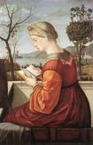 Vergine in lettura, Vittore Carpaccio (1505)