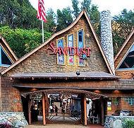 Sawdust Festival Entrance