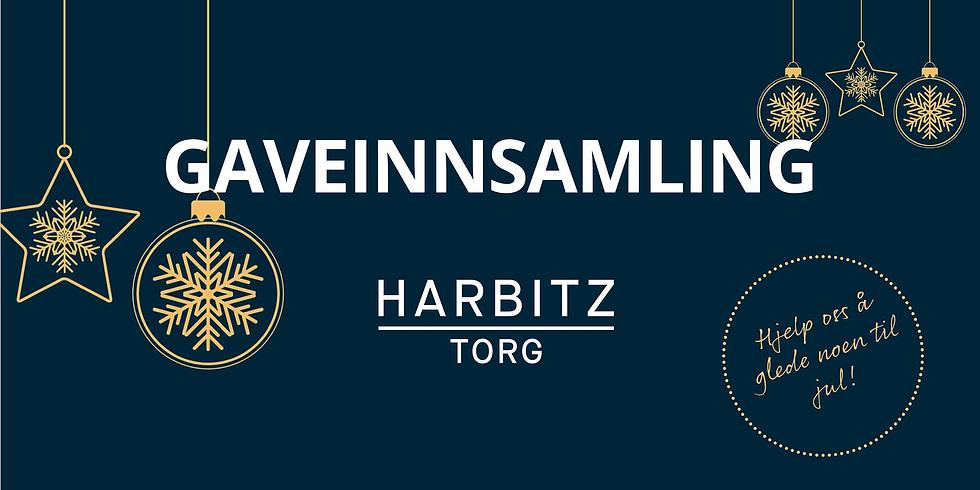 Gaveinnsamling Harbitz Torg