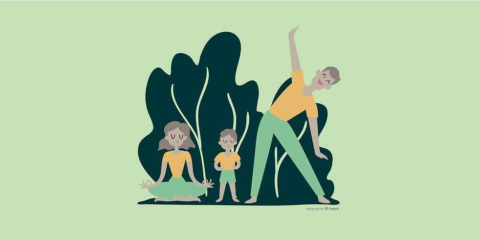 Nabo-yoga på Skøyen