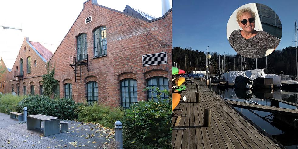 Guidet tur på Skøyen & Hoff