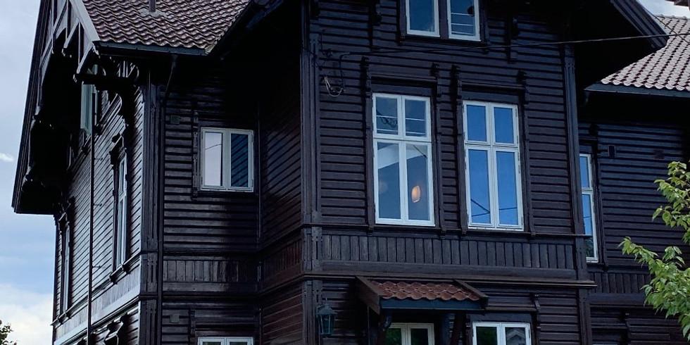 Historisk vandring Skøyen-Hoff