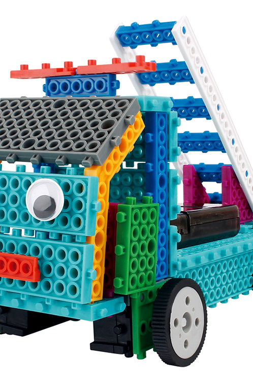Remote Control Robot Building Kit