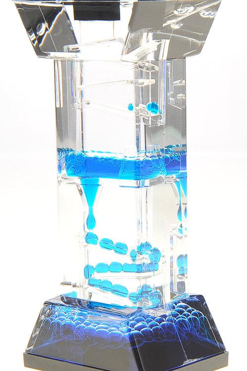 Liquid Motion Bubbler No Wheels (Blue)