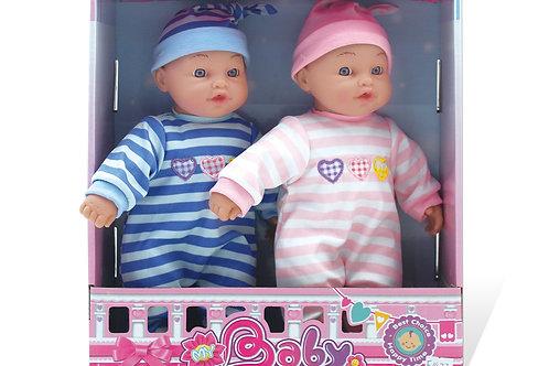 Baby Doll Twins Boy & Girl