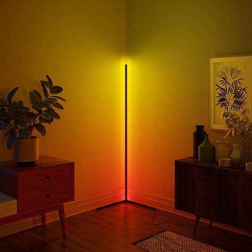 Corner Floor Lamp Nordic Decoration Home Floor Lamps for Living Room Night Ligh