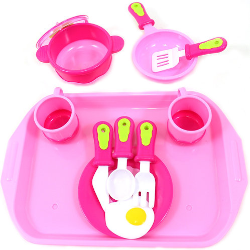 Breakfast Cookware Playset for Kids