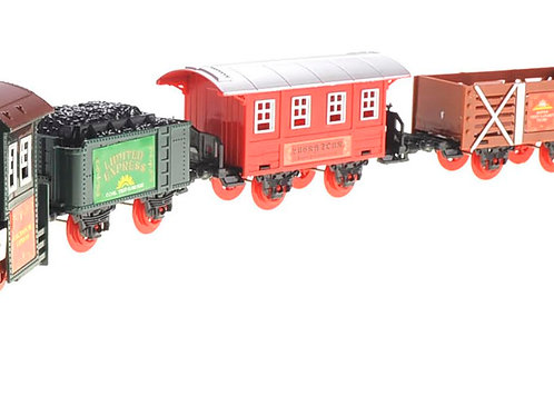Continental Express Toy Train Set
