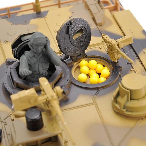 1:24 Defense Force M1A2 RC Battle Tank