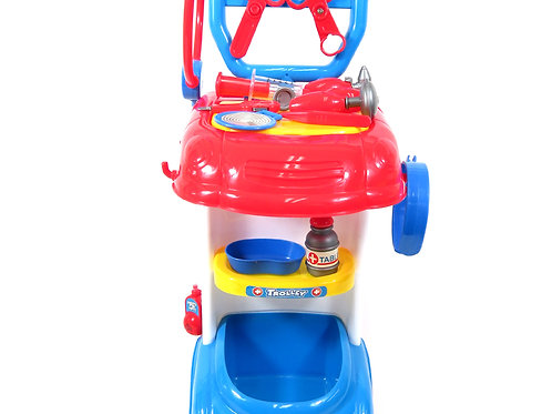 Doctor Trolley Playset