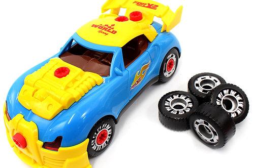 Race Car Take-A-Part Toy