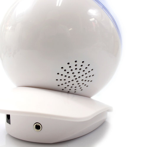 Color Changing Led Night Light Lamp (White)
