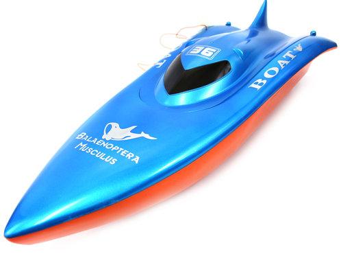 "23"" Balaenoptera Musculus Racing Boat"
